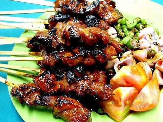Resep Sate Kambing Tegal Resep Masakan Masakan Resep
