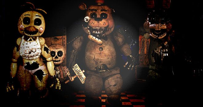 Five Nights At Freddys 4 Release Date Five Nights At Freddy S Five Night Freddy S