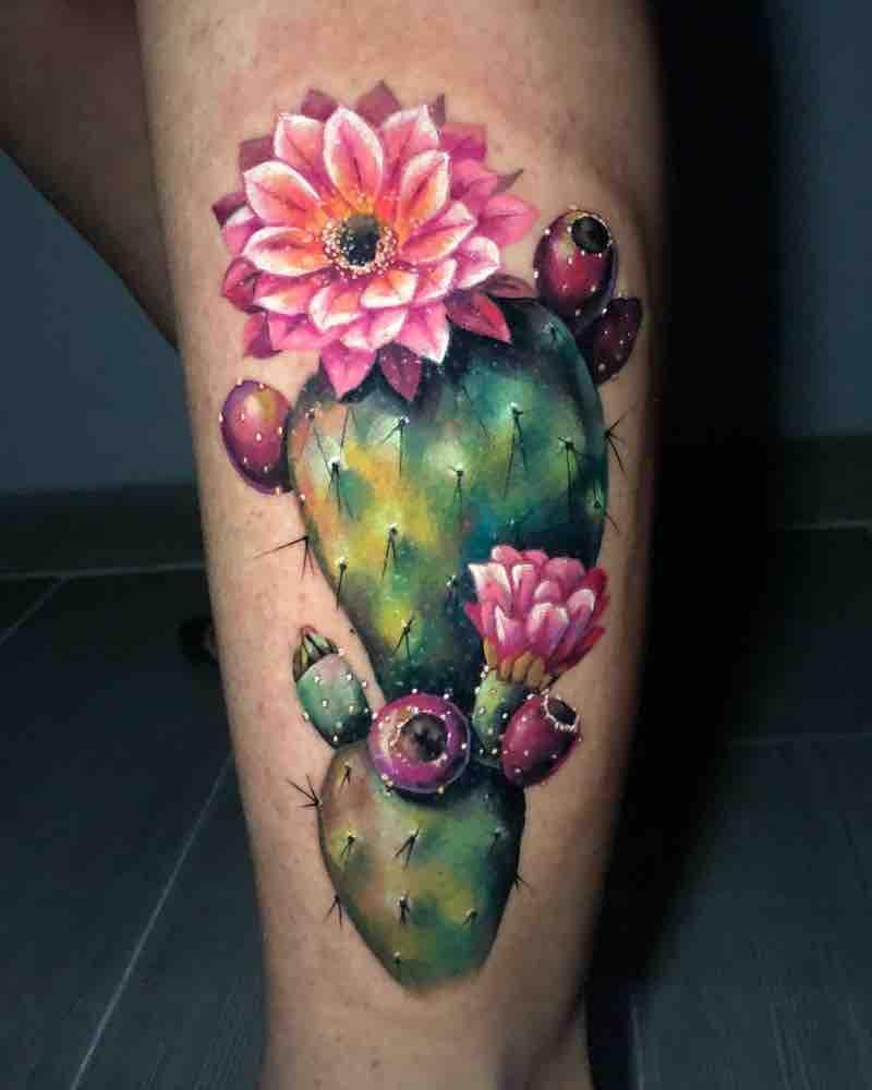 The Best Cactus Tattoos Cactus Tattoo Succulent Tattoo Tattoos