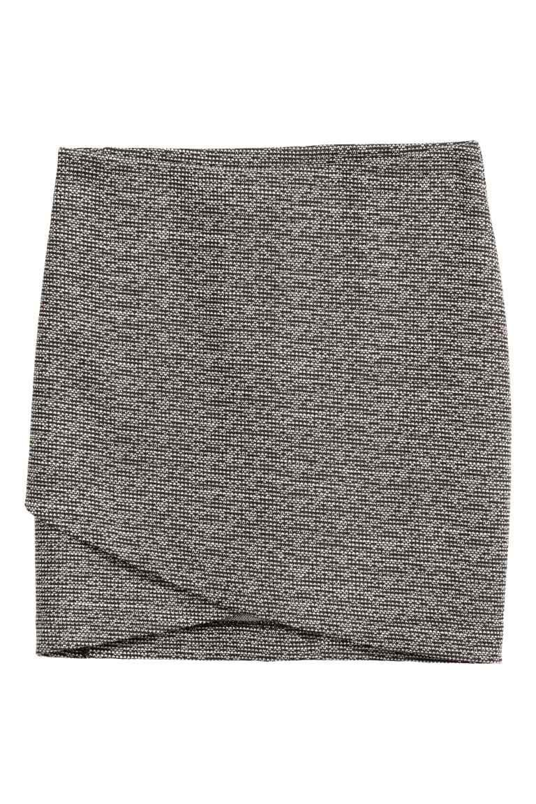 Short wrap skirt | H&M