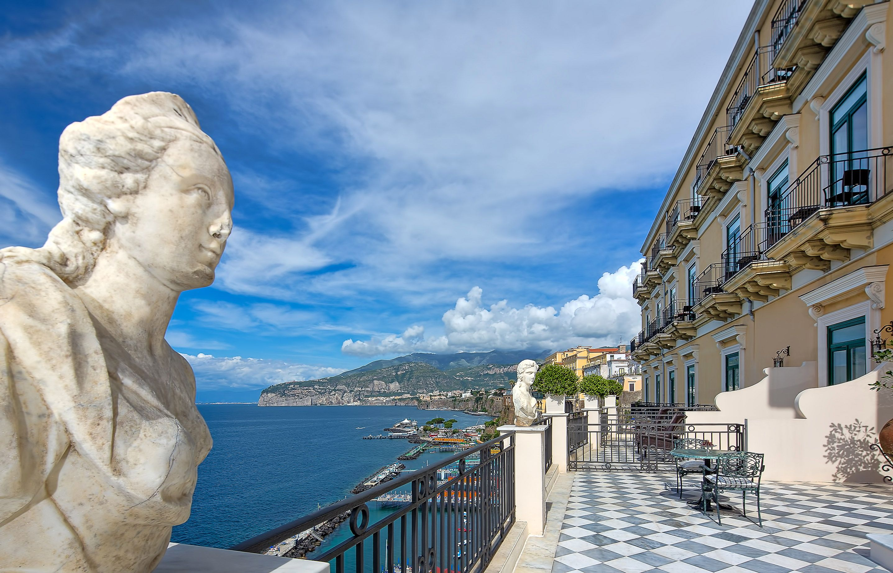 Sorrento Hotels 5 star Italy, best boutique luxury Hotels near ...