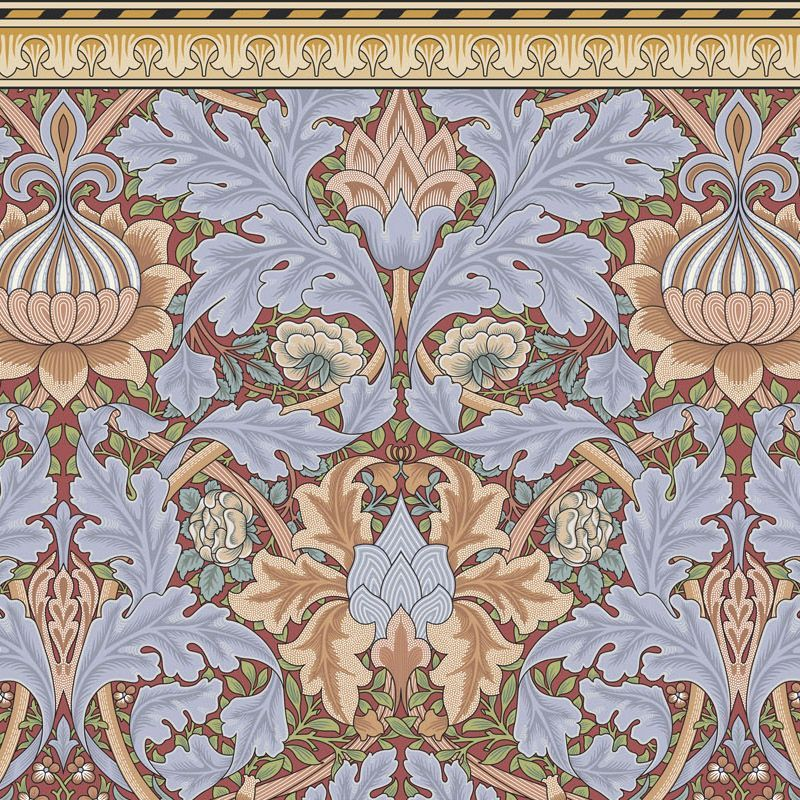 Wallpaper William Morris St. James Wall Morris