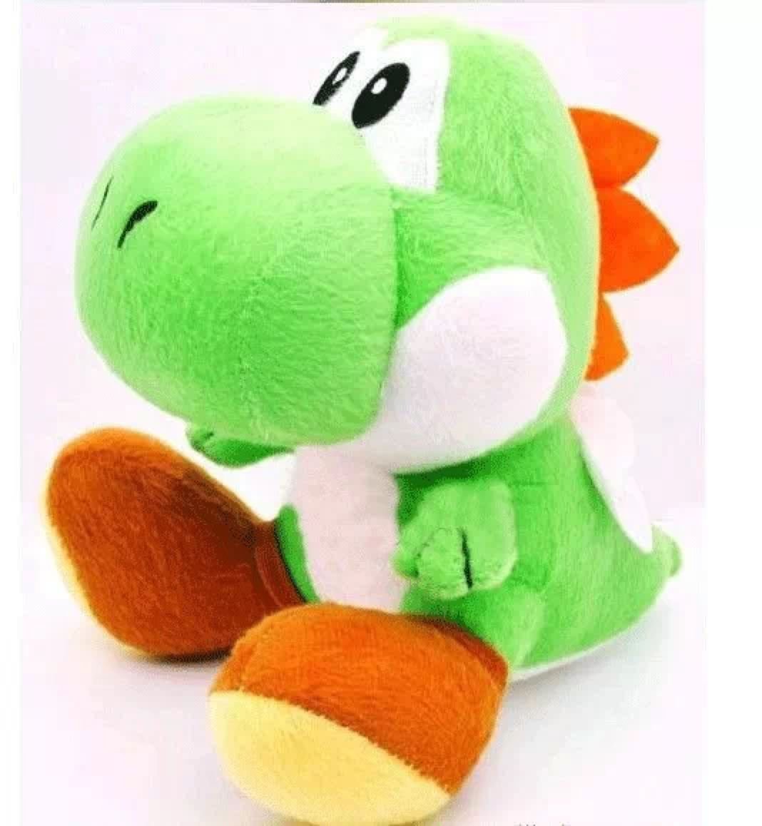 Doll toys images  Nintendo Super Mario Brothers Bros Green Yoshi