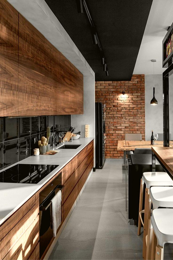 Gorgeous Kitchen Design Ideas in 9   Interior design kitchen ...