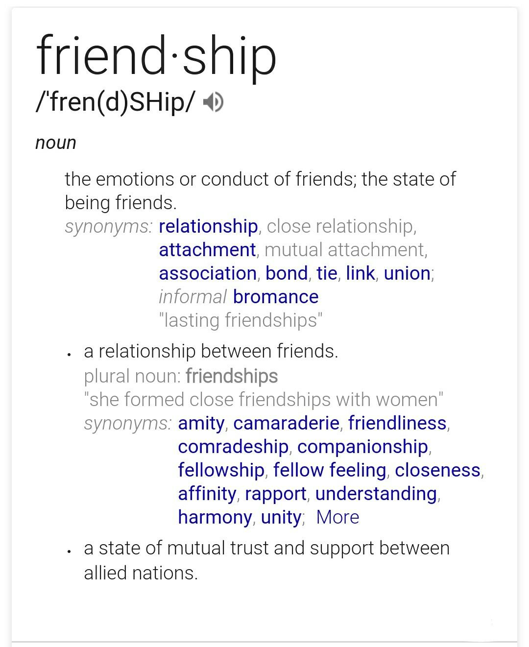Quotes About Close Friendship Bonds Friend·ship Noun The Emotions Or Conduct Of Friends The State