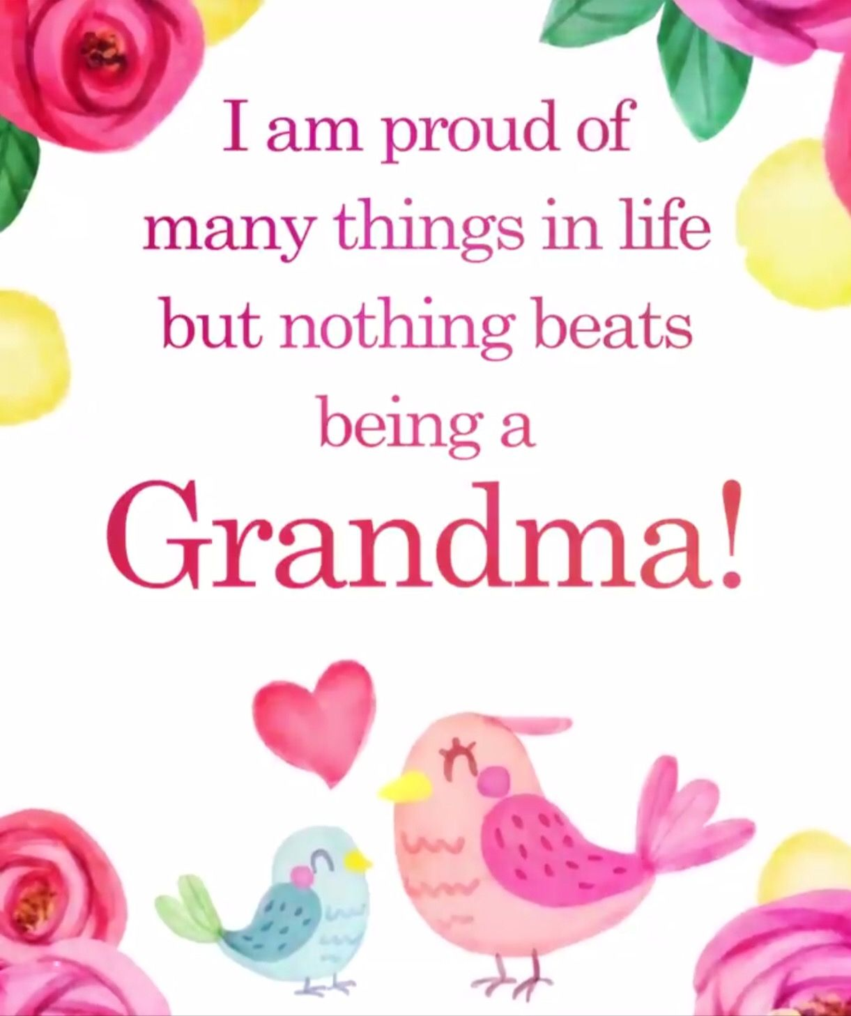 I love you 😘 ️ (With images) Happy grandparents day
