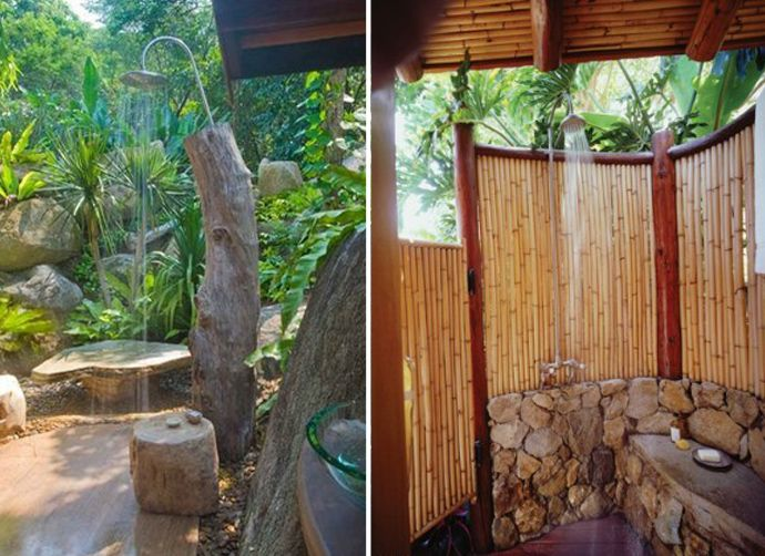 Outdoor Bathrooms bathroom: fantastic modern outdoor shower designs inspirations