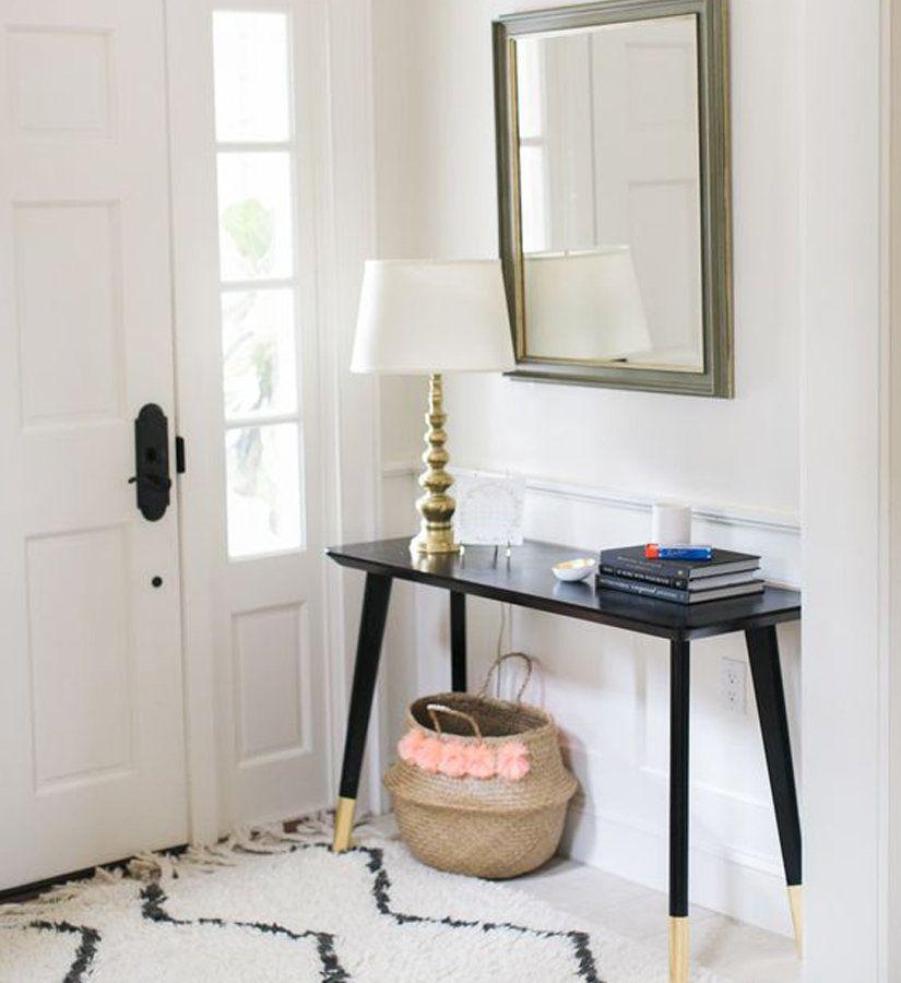 10 diy pour embellir ses meubles ikea en 2019 home sweet home ikea entryway ikea hack et - Diy meuble ikea ...