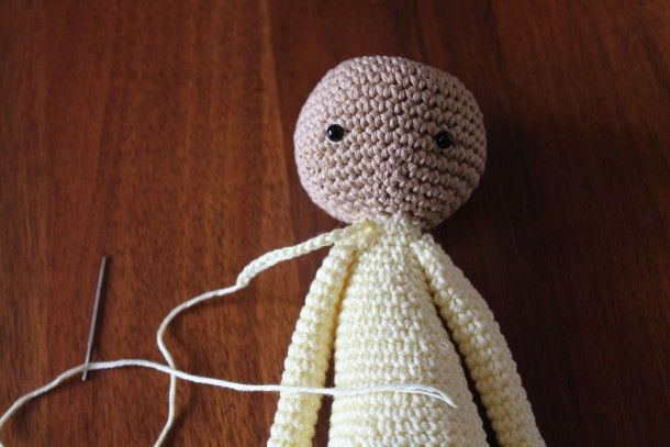 Amigurumi Uncinetto Schemi Gratis : Uncinetto bambola lalylala pupazzi schemi gratis amigurumi