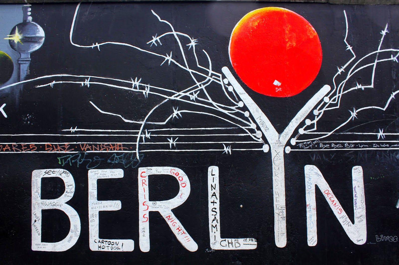 Tudo o que gostaria de saber sobre a construção e queda do MURO DE BERLIM