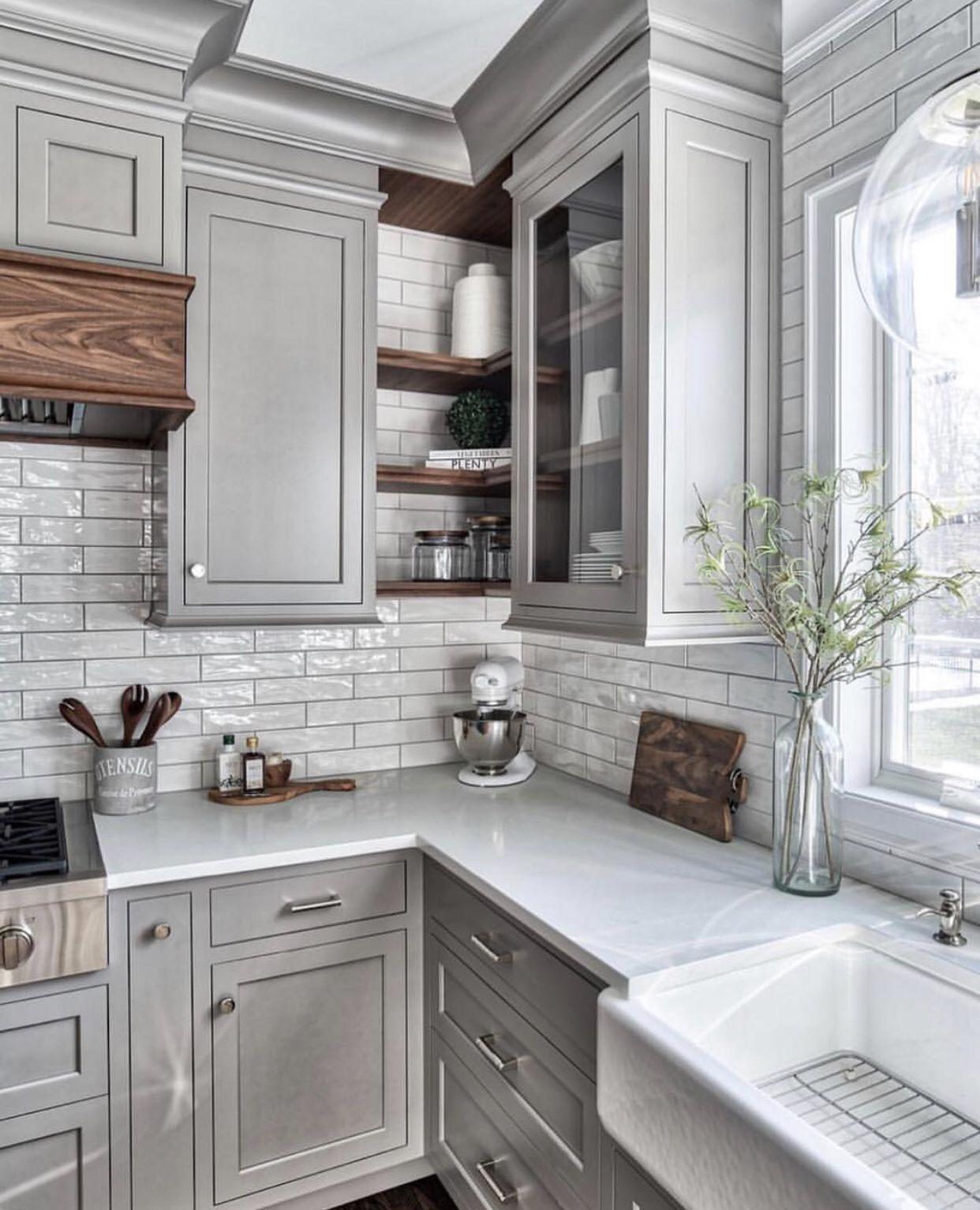 Rustic Grey Kitchen Kitchen Cabinet Design Grey Kitchen Designs Home Kitchens