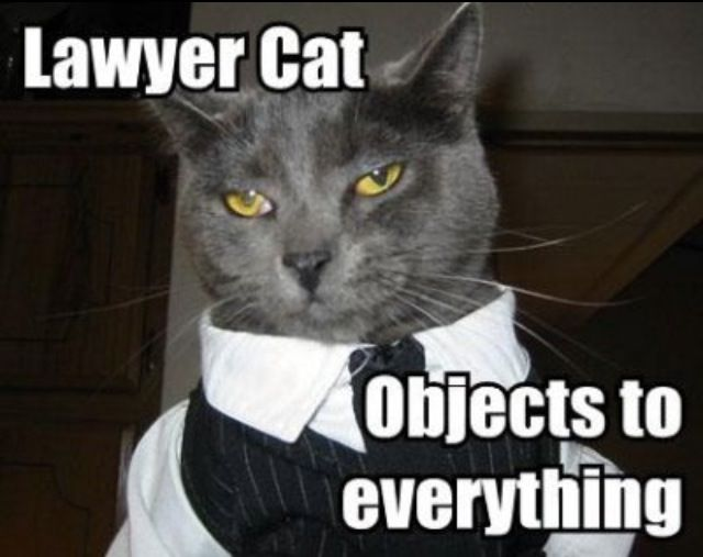 Image result for animals as attorneys meme