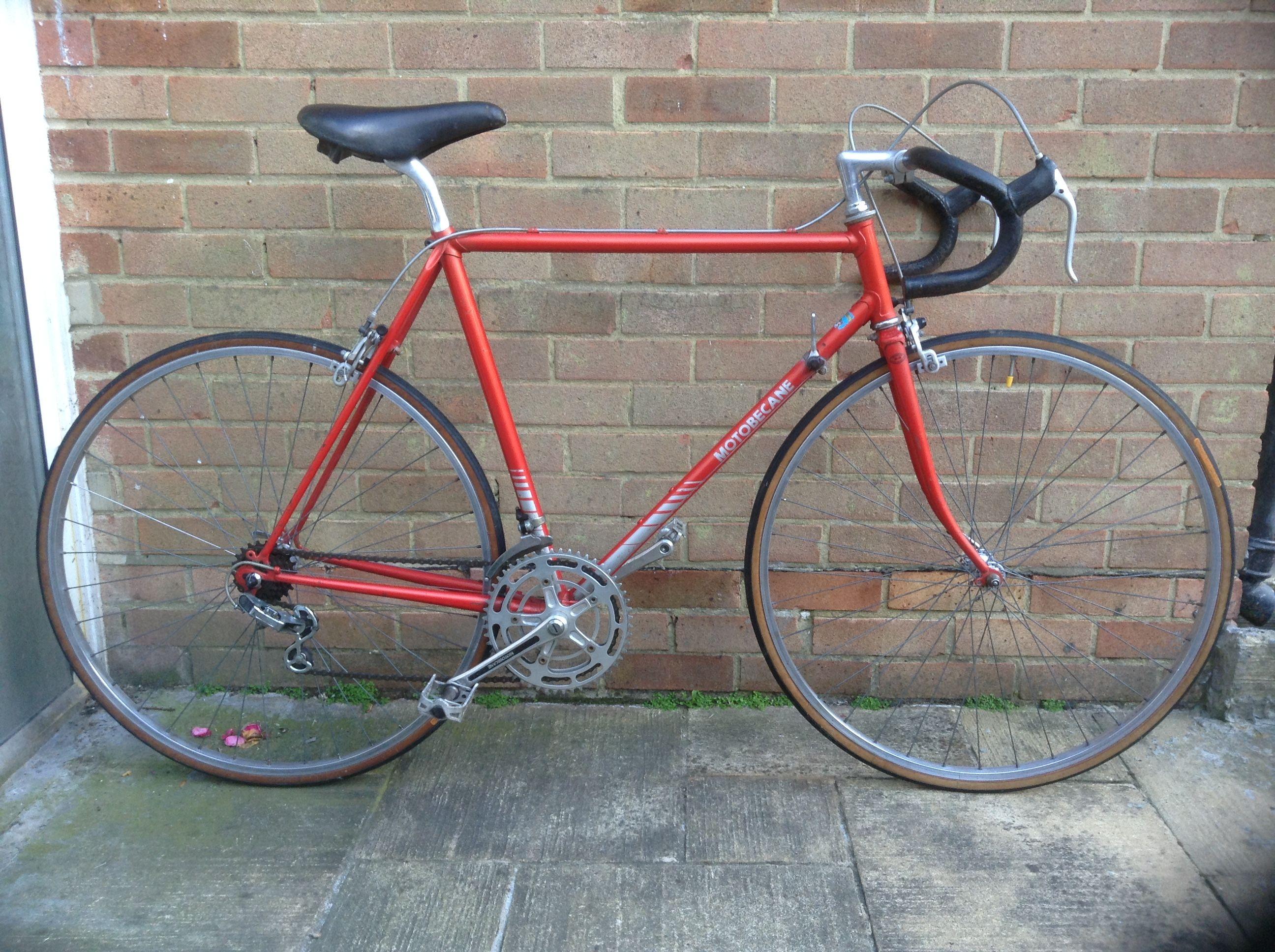 1978 Motobecane Grand Sprint C2 Vintage Road Bike Review Road