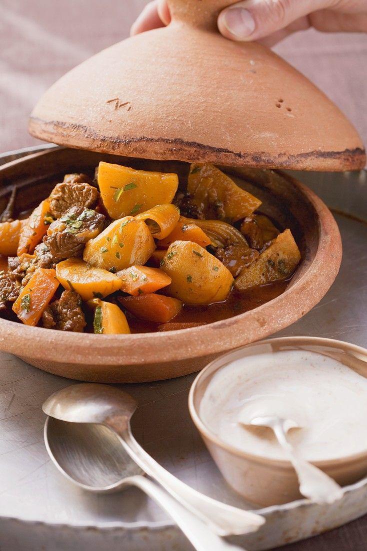 30 Minuten Gemüse Küche | Tajine Mit Lamm Und Topinambur Gemuse Rezept Marokkanisches