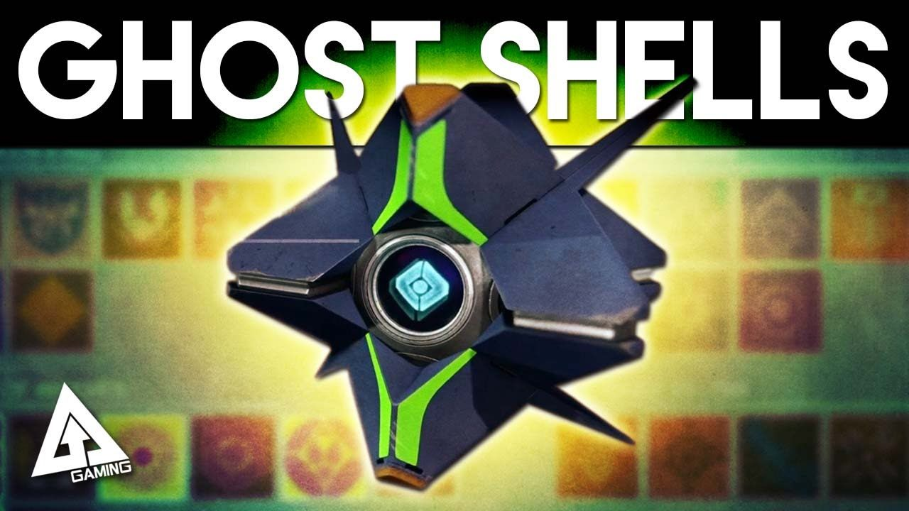 140b4372271 Destiny Ghost Shells   Shader Collections Destiny Game