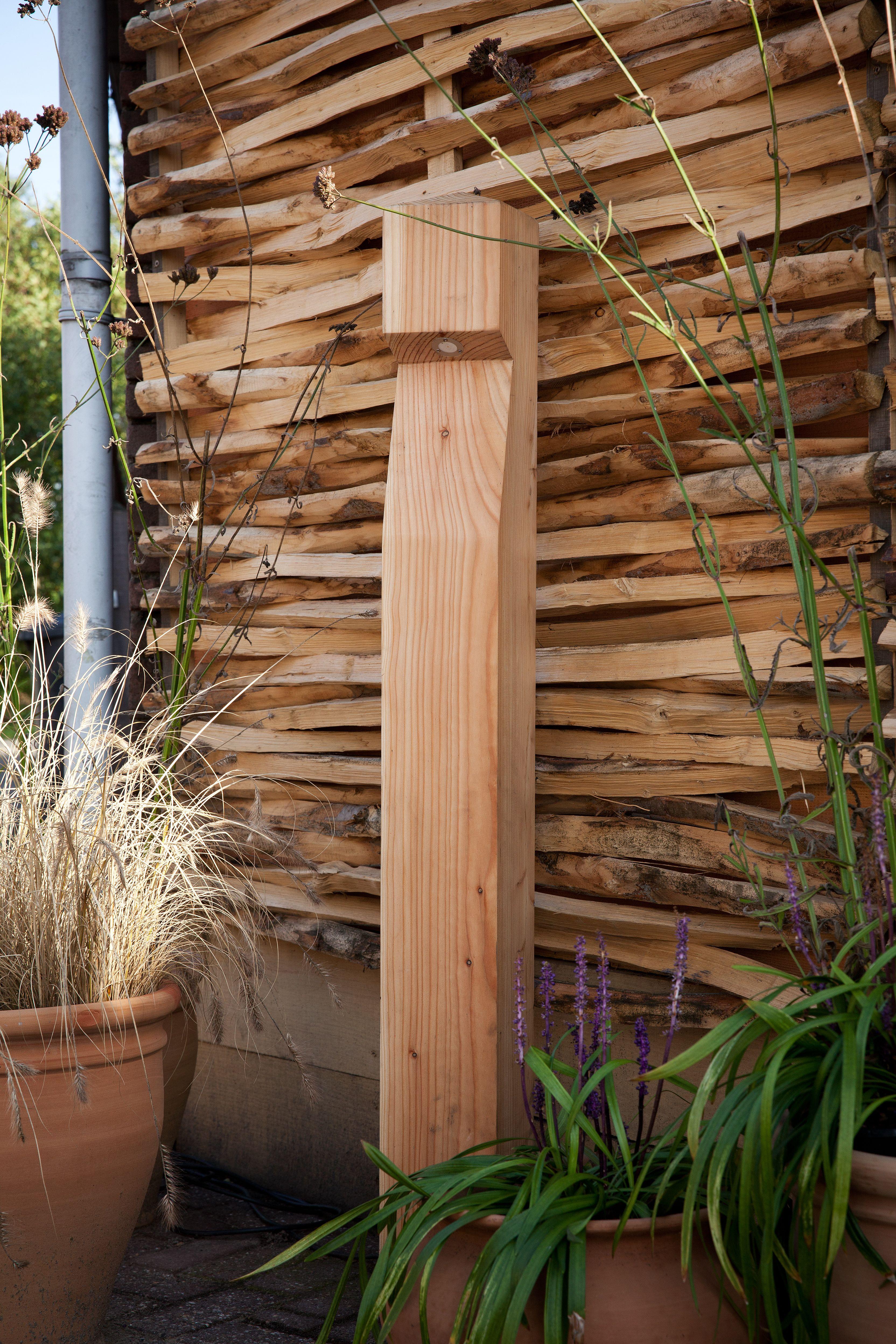 een mooie combinatie van europees hout met energiezuinige led verlichting