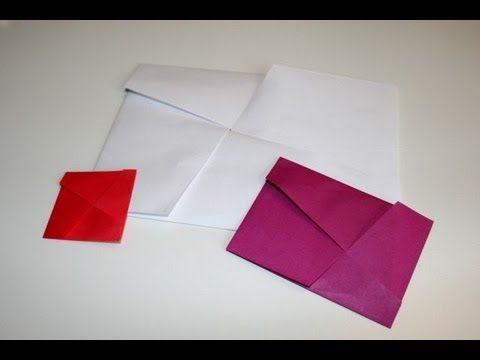enveloppe toil e les origami de senbazuru l 39 origami. Black Bedroom Furniture Sets. Home Design Ideas