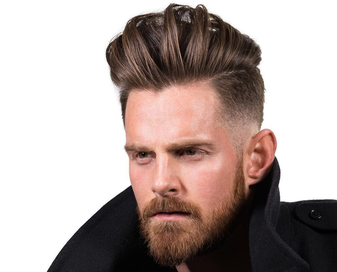 15 Gorgeous Quiff Hairstyles For Men Of All Ages Stylesrant Quiff Hairstyles Mens Hairstyles Haircuts For Men