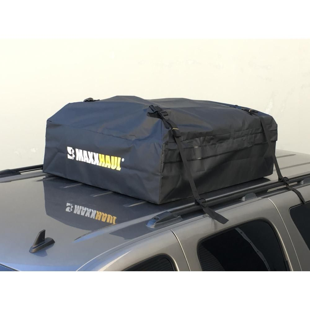 Water Resistant Rooftop Cargo Bag Black Products Bags