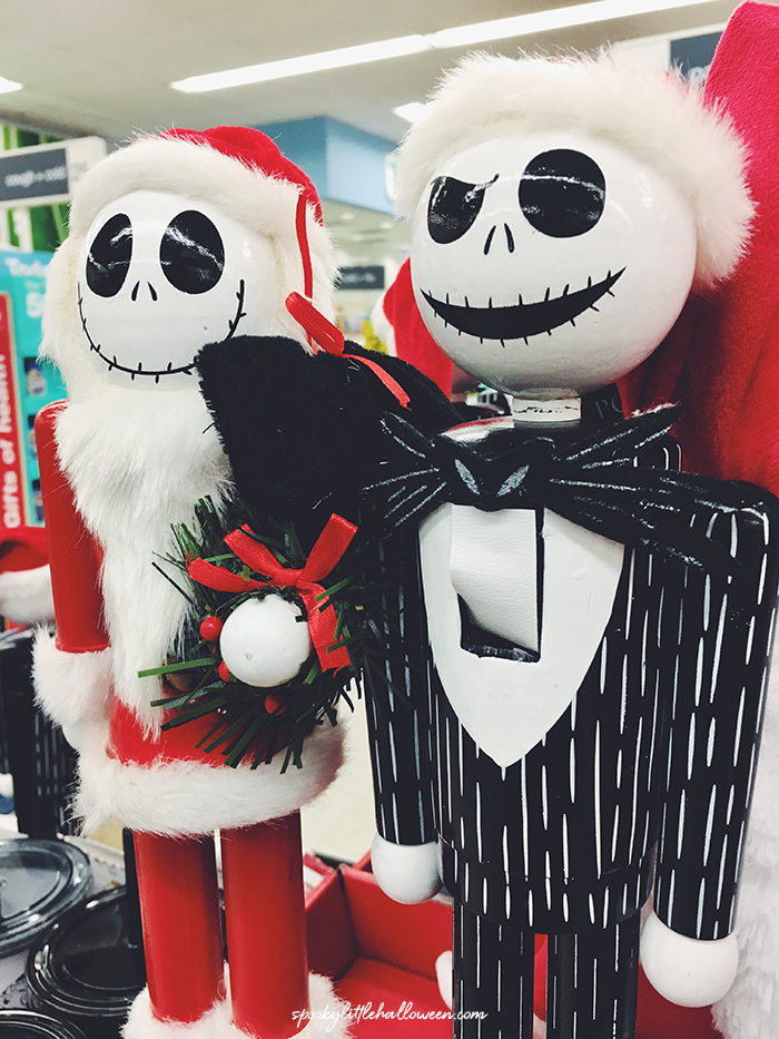 Make Your Holiday Spooky With This Nightmare Before Christmas Decor
