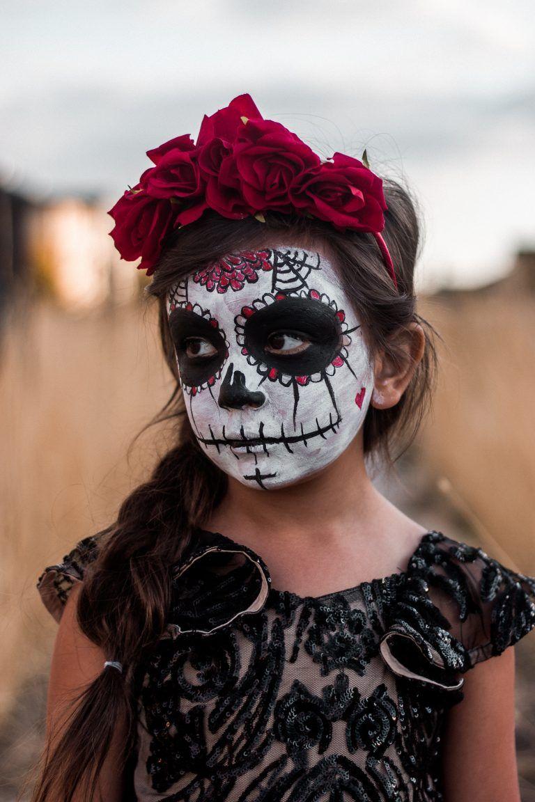 Celebrating Dia De Los Muertos with a New Makeup Look