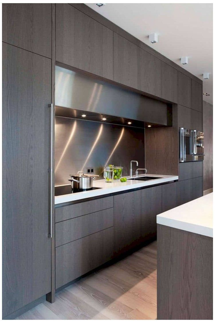 Contemporary Kitchens 2019 Contemporarykitchens2019 Kitchen Gabinets Wood Modern Kitchen Cabinet Design Kitchen Cabinet Interior Beautiful Kitchen Cabinets