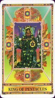 KING OF PENTACLES~Relationship meaning~You will