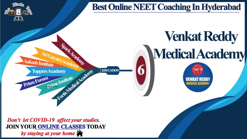 Best 10 Neet Coaching Institutes In Hyderabad Thehinduzone In 2020 Distance Learning Programs Medical College Coaching