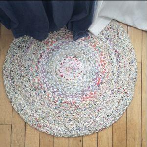 tapis rond multicolore le rep re des belettes inspirations inspirations pinterest. Black Bedroom Furniture Sets. Home Design Ideas