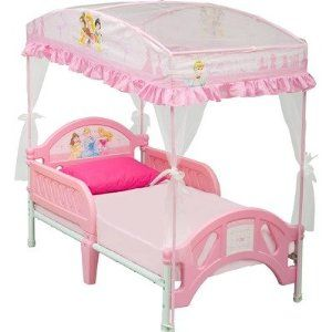 Delta Disney Princess Toddler Bed With Canopy By Delta 81 98 Whimsical Disney Princess D Princess Toddler Bed Toddler Canopy Bed Disney Princess Toddler Bed