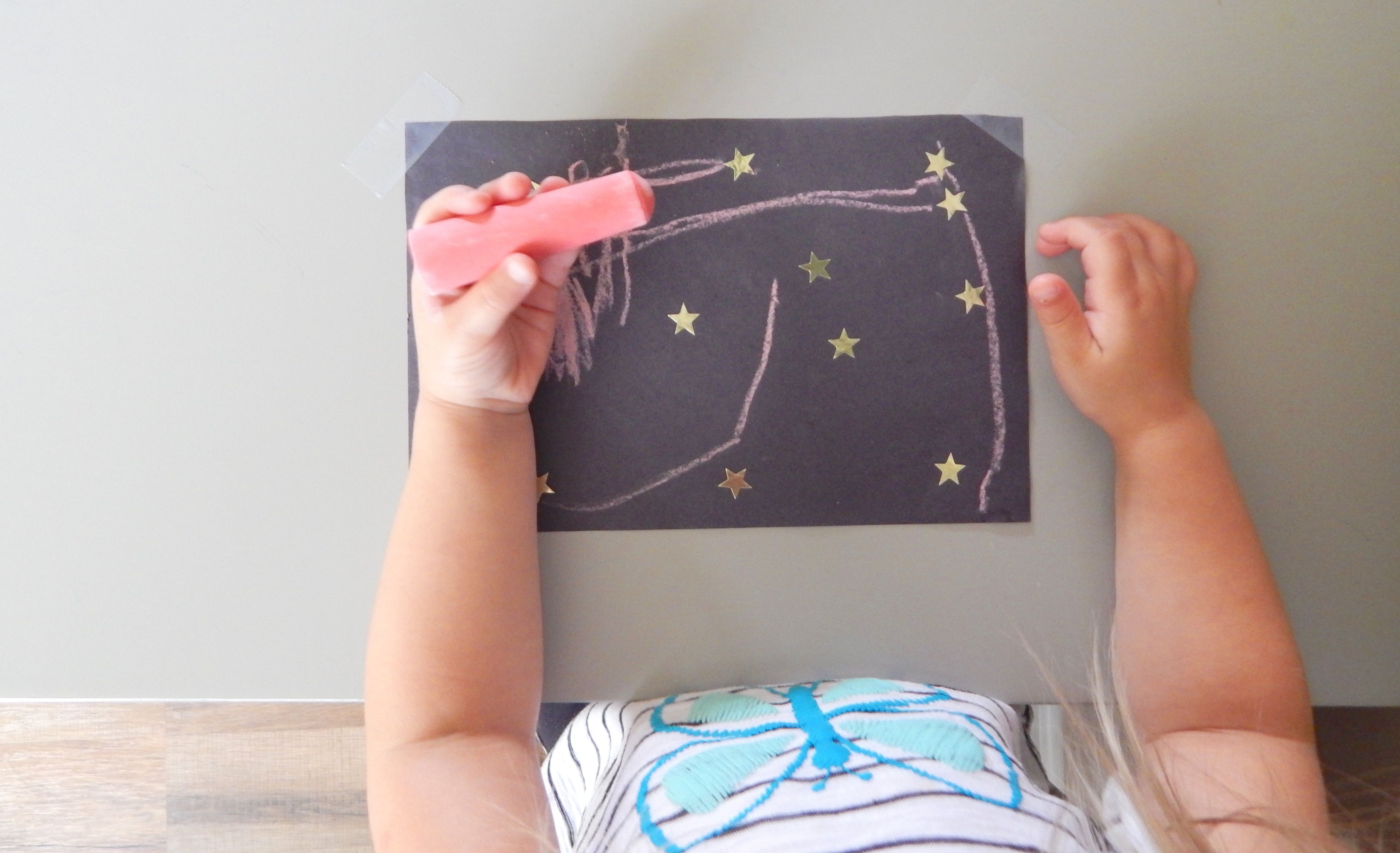 Constellation Book And Activity For Toddlers