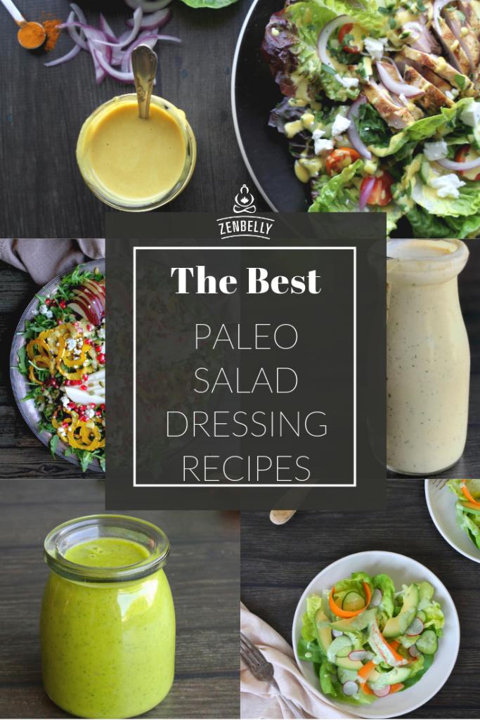 The Best Paleo Salad Dressing Recipes Paleo Salad Dressing Recipes Paleo Salad Dressing Salad Dressing Recipes