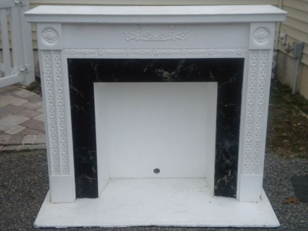 Antique Fireplace Mantel For Sale On Craigslist I M Going To