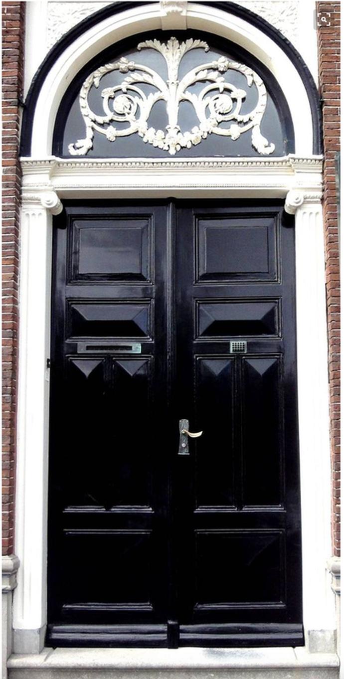 High Gloss Black Front Doors Black Front Doors Front Door Black Doors