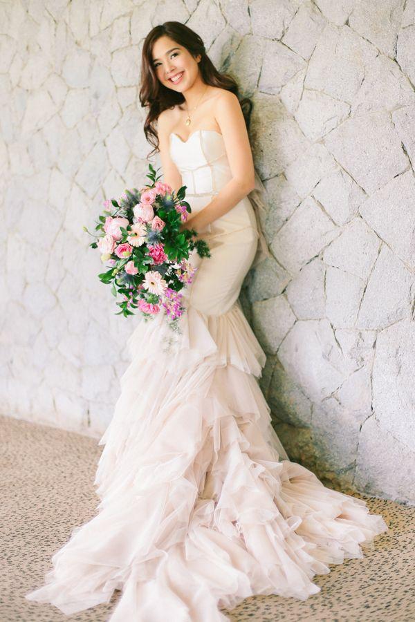 Celebrity Wedding: Jim Bacarro and Saab Magalona Photos   Style ...