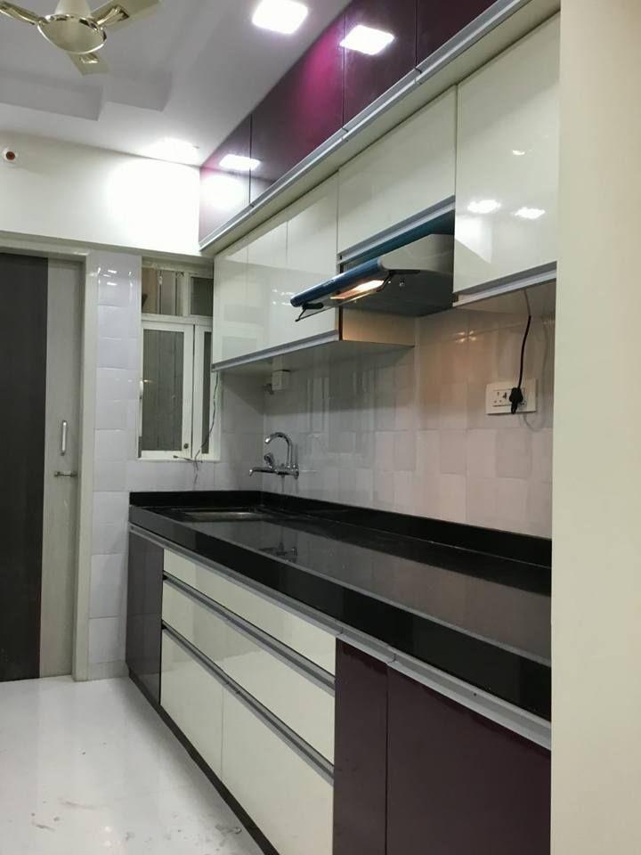 Flat Kitchen Designs: Kitchen Furniture Design, Modern