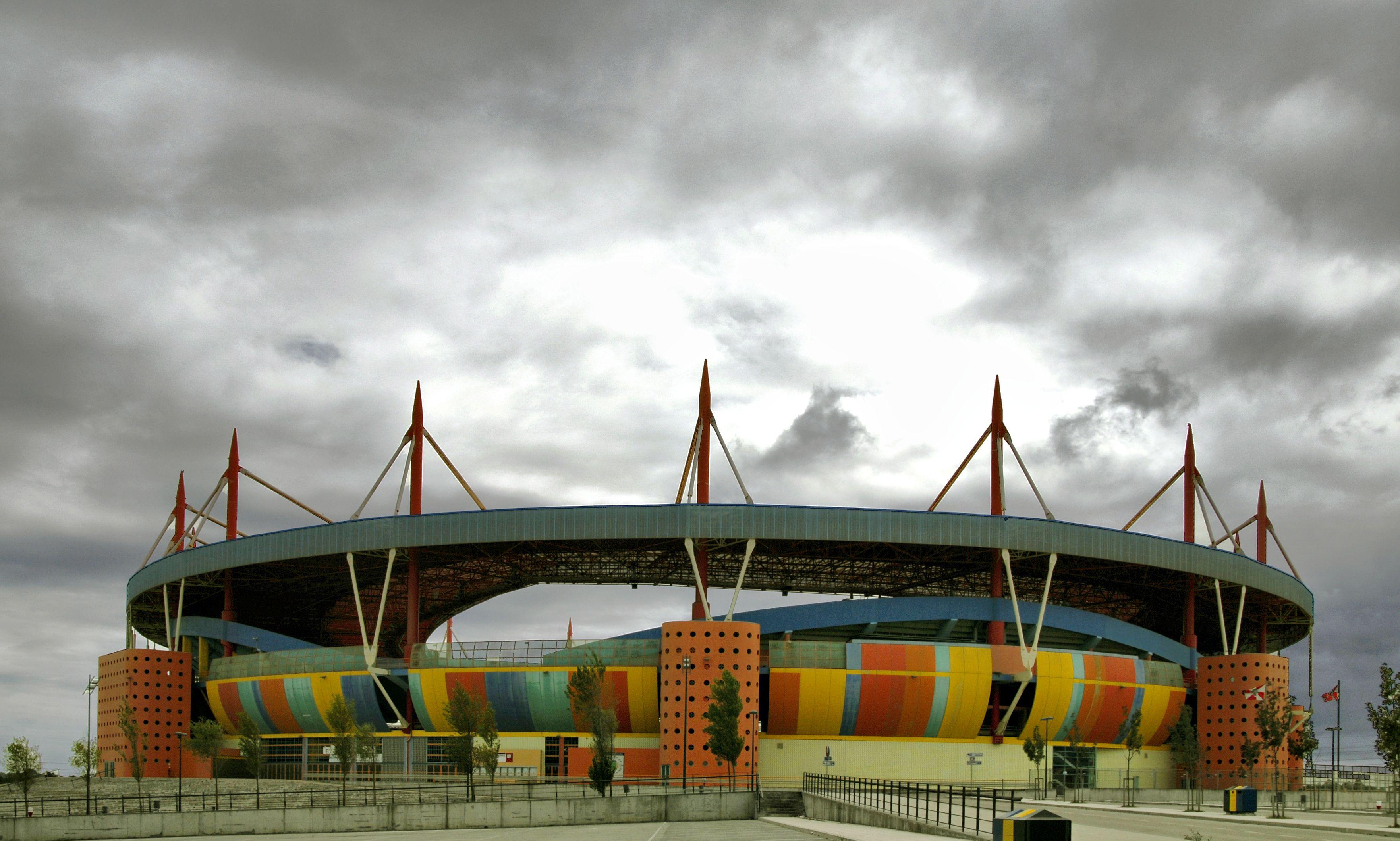 Estádio de futebol - Aveiro