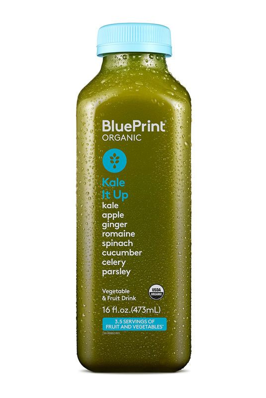 Kale it Up 16oz designpackaging Pinterest Kale and Design - new blueprint cleanse green