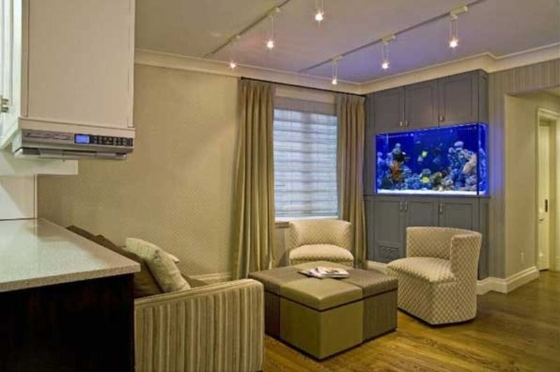 Modern Aquarium By Okeanos Aquascaping « « Home Decorating ...