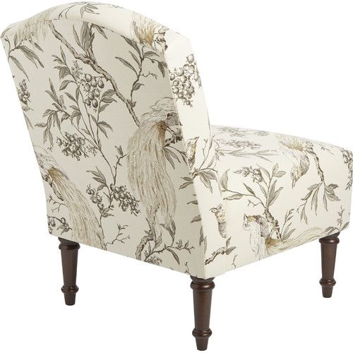 Fabulous Gloria Accent Chair Back View Accent Chairs Decor Chair Inzonedesignstudio Interior Chair Design Inzonedesignstudiocom