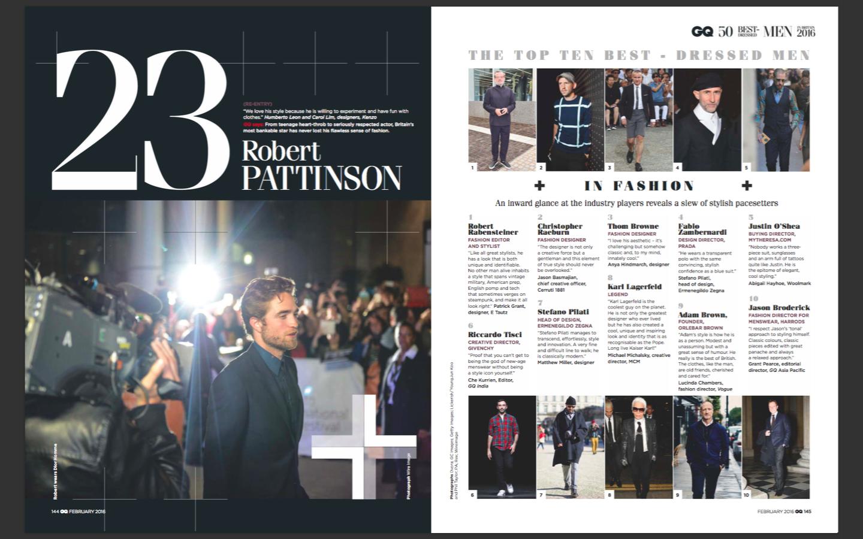 GQ Magazine | Magazines | Pinterest | Gq magazine and Layout design