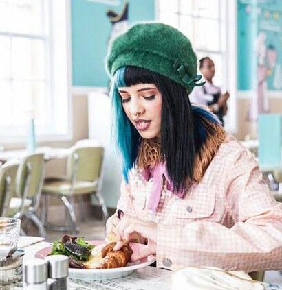 """a1580a82493 """"Melanie Martinez photographed for Noisey """""""