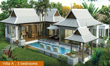 this is the related images of Thai Home Design