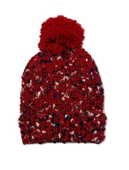How cute is this fuzzy red beanie ! P.S. It s from target  ) bfab4a3d90f