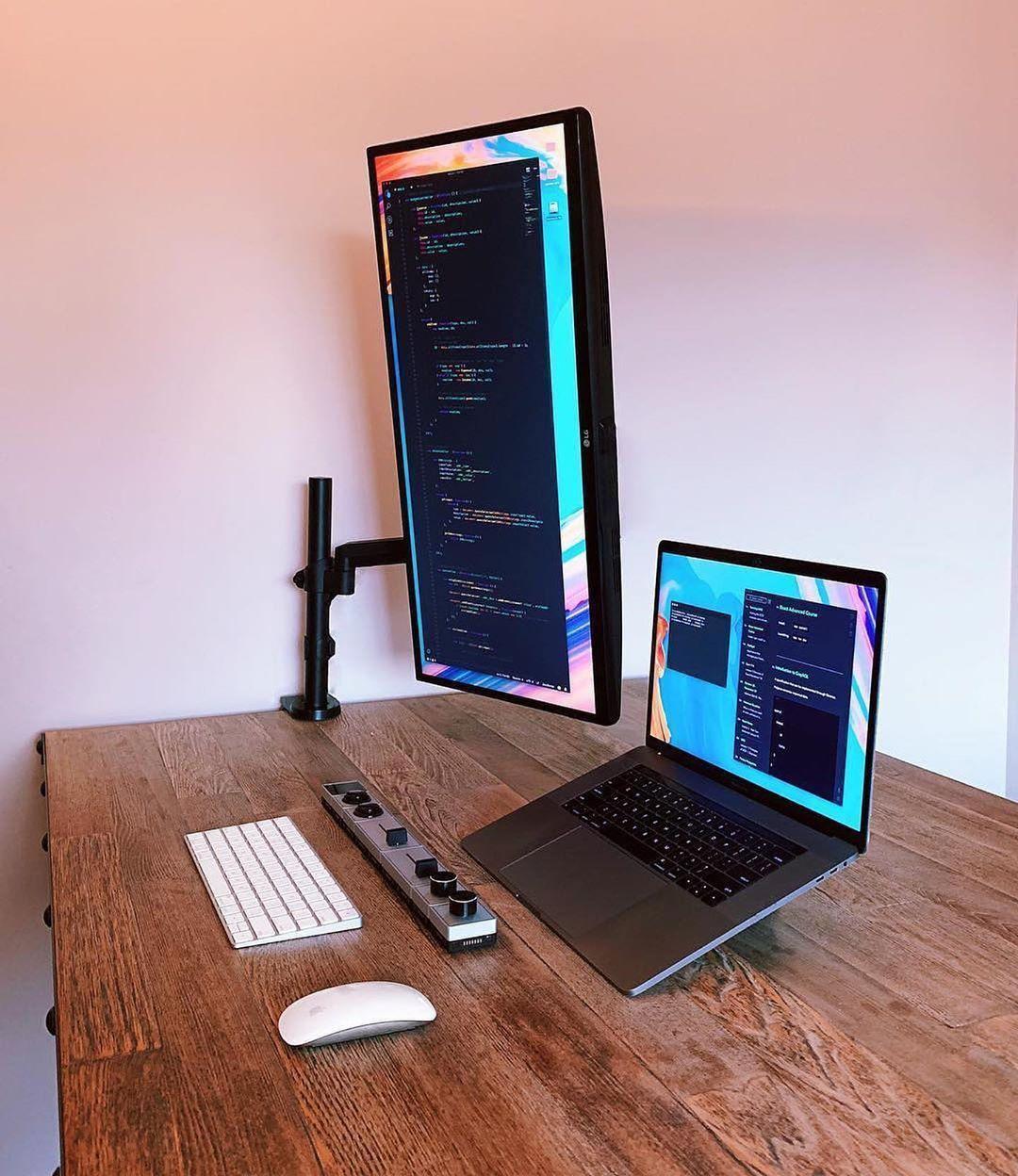 999 Best Office Decoration Ideas Homeoffice Office Decor Desk Setup Computer Desk Setup Office Setup
