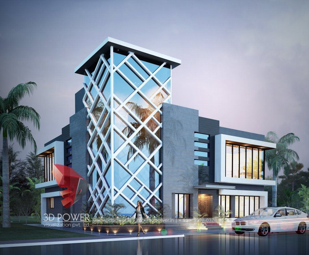 We are expert in designing 3d ultra modern home designs | executive ...