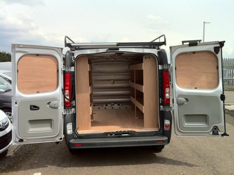 Trafic Van Fitout Startpage Picture Search Trailer In