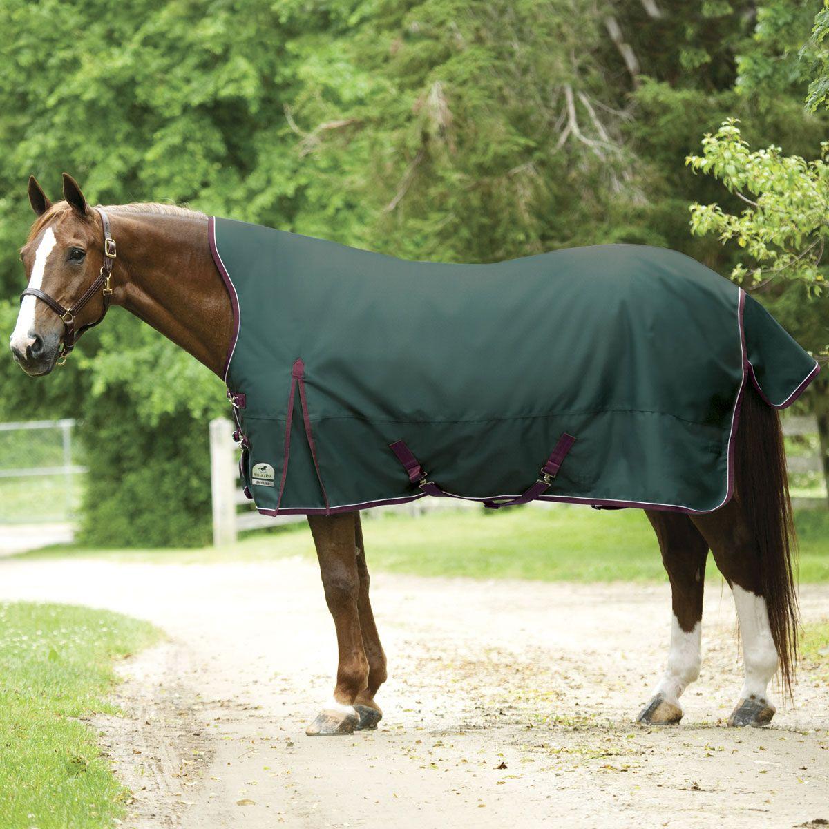 Smartpak Deluxe High Neck Turnout Blanket 159 95 169 95 Smartpak Horses Chestnut Horse