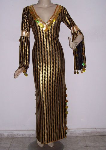 81d2ff66b15dd Medium Large Size Egyptian Belly Dance Baladi Saidi Galabeya Dress Costume  | eBay