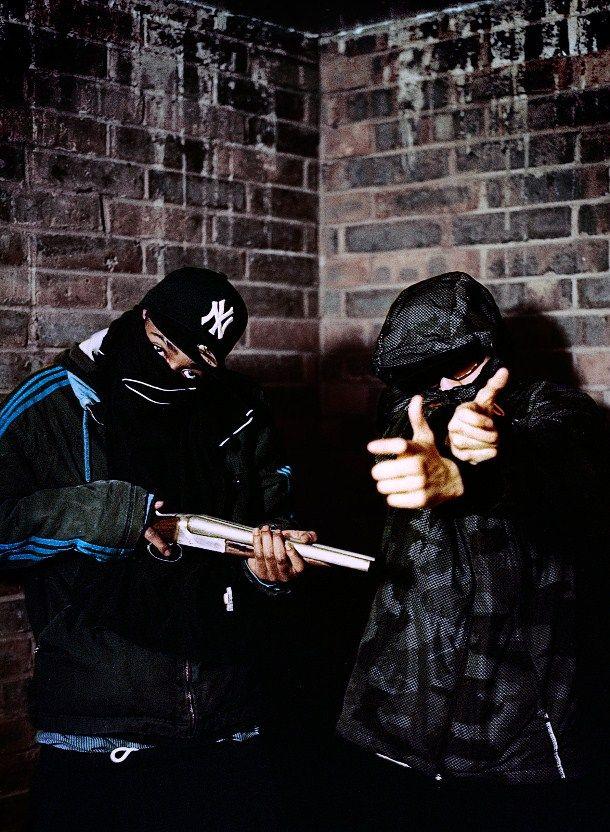 Josh Cole Gang Culture Grime Artists Gangsta Style